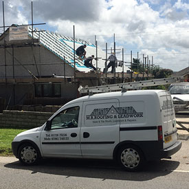 M.R. Roofing & Leadwork